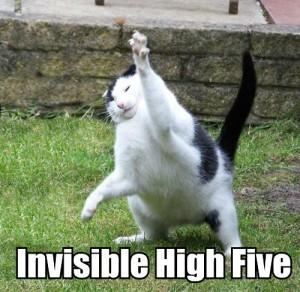 Fortjener en high five gitt.